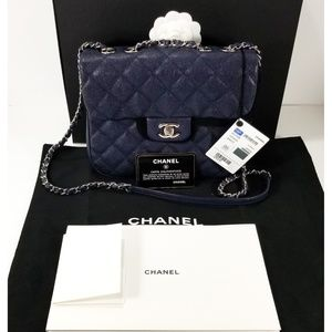 533fb19b2b43 CHANEL Bags - 18P CHANEL Urban Companion Quilted Caviar Flap Bag